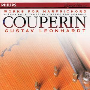 Gustav Leonhardt - Couperin: Works for Harpsichord (1997)