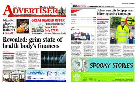 The Herts Advertiser – October 26, 2017