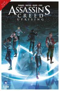 Assassins Creed - Uprising 002 2017 4 covers Digital danke-Empire