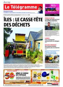 Le Télégramme Auray – 30 mai 2019