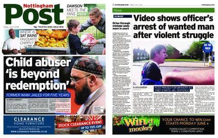 Nottingham Post – June 01, 2018
