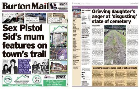 Burton Mail – June 26, 2018