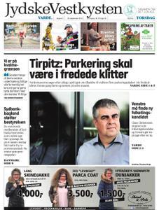 JydskeVestkysten Varde – 26. september 2019