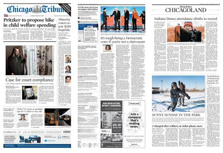 Chicago Tribune – February 17, 2020