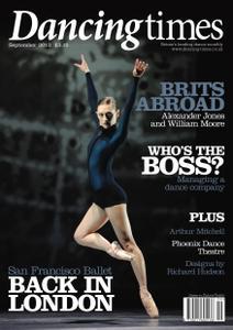 Dancing Times - September 2012