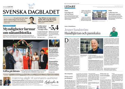 Svenska Dagbladet – 22 juli 2019