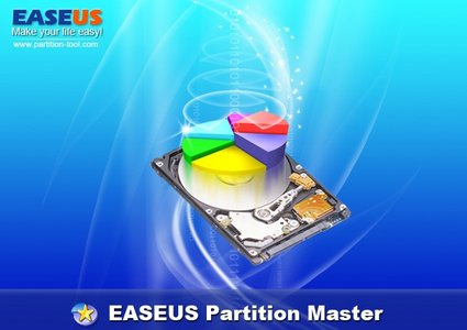 EASEUS Partition Master v9.0 Server Edition