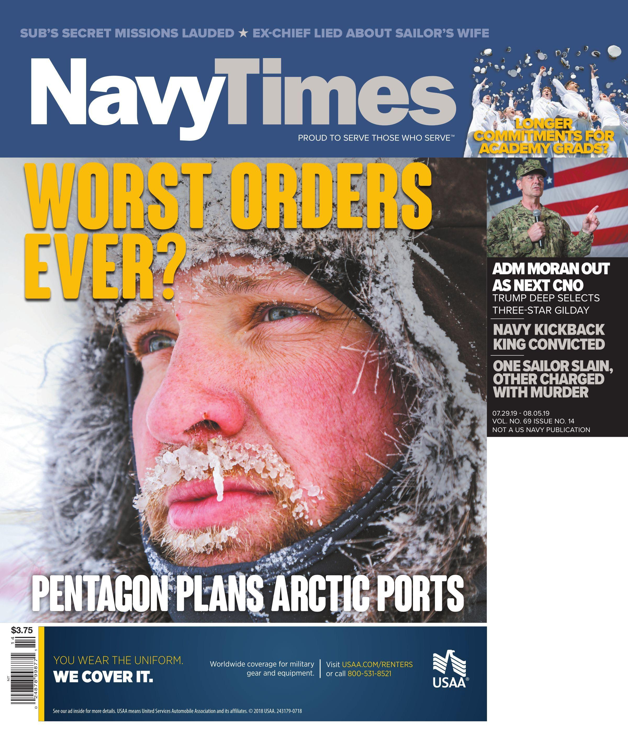 Navy Times – 22 July 2019