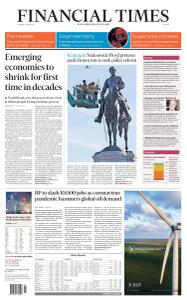 Financial Times Europe - June 9, 2020