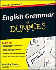 English Grammar For Dummies [Repost]