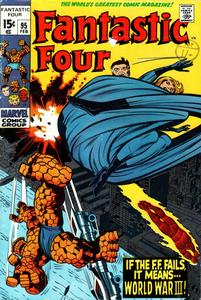 Fantastic Four 095 1970 HD