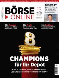 Börse Online – 15. April 2021
