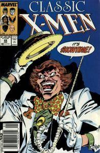 Classic X-Men 029 1989