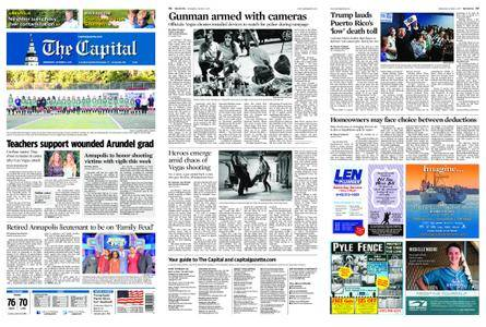 The Capital – October 04, 2017