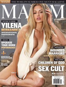Maxim Australia - May 2019
