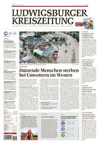 Ludwigsburger Kreiszeitung LKZ - 16 Juli 2021