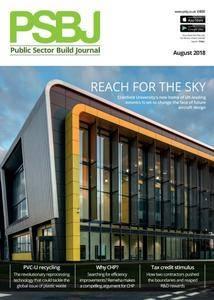 PSBJ/Public Sector Building Journal - August 2018