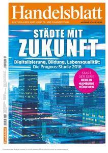 Handelsblatt - 27. Mai 2016