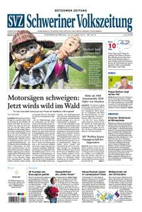 Schweriner Volkszeitung Bützower Zeitung - 18. April 2019
