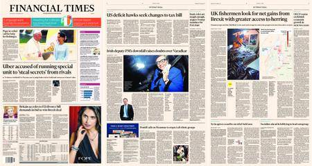 Financial Times Europe – 29 November 2017