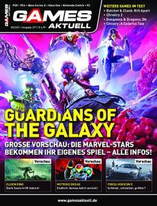 Games Aktuell – August 2021