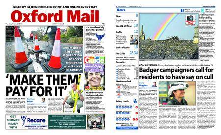 Oxford Mail – March 08, 2018