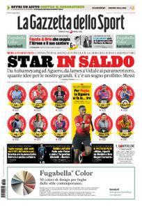 La Gazzetta dello Sport Roma – 06 aprile 2020