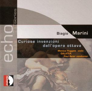 Biagio Marini - Curiose invenzioni dall' Opera Ottava - Galatea/Huggett