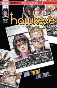 Hawkeye 013 2018 Digital Zone-Empire