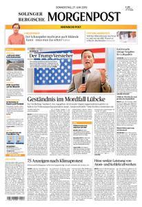 Solinger Morgenpost – 27. Juni 2019