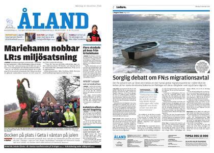 Ålandstidningen – 10 december 2018