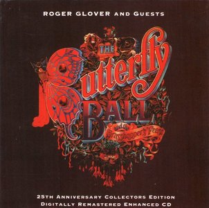 Roger Glover And Guests - The Butterfly Ball (1974) {1999, HDCD, Collector's Anniversary Edition, Remastered} Re-Up
