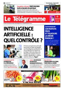 Le Télégramme Brest – 20 février 2020