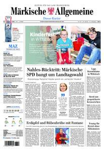 Märkische Allgemeine Dosse Kurier - 03. Juni 2019