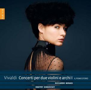 Il Pomo d'Oro, Riccardo Minasi, Dmitry Sinkovsky – Vivaldi: Concerti per due violini e archi, Vol.1 (2013) (Repost)