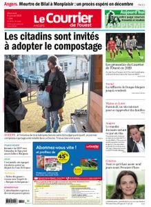 Le Courrier de l'Ouest Angers – 08 janvier 2020