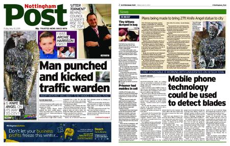 Nottingham Post – May 10, 2019