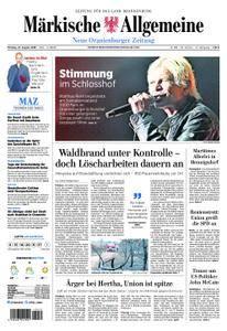 Neue Oranienburger Zeitung - 27. August 2018