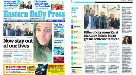 Eastern Daily Press – November 30, 2017