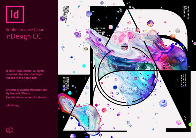 Adobe InDesign CC 2018 v13.0.1.207 Proper macOS