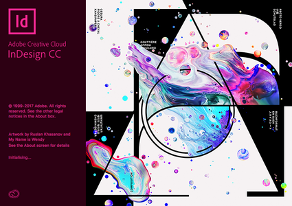 Adobe InDesign CC 2018 v13.1.0.76 Multilingual macOS