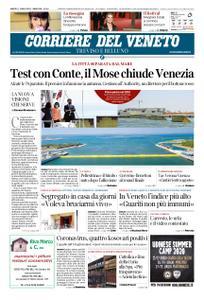 Corriere del Veneto Treviso e Belluno – 11 luglio 2020