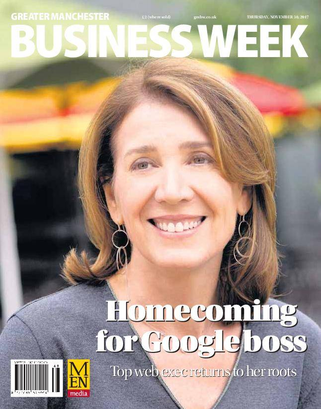 Greater Manchester Business Week – November 30, 2017