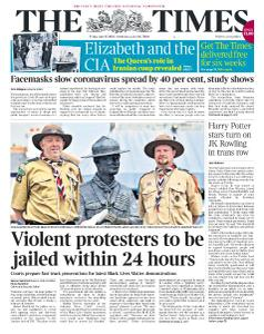 The Times - 12 June 2020