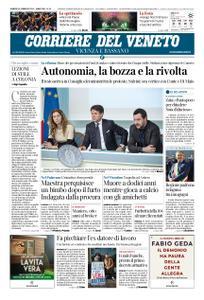Corriere del Veneto Vicenza e Bassano – 15 febbraio 2019
