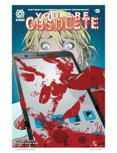 You Are Obsolete 005 2020 Digital Mephisto