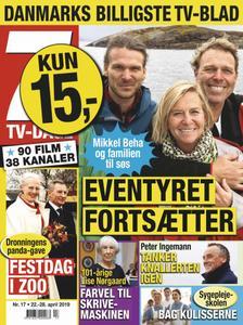 7 TV-Dage – 22. april 2019