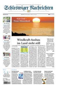 Schleswiger Nachrichten - 26. Juli 2019