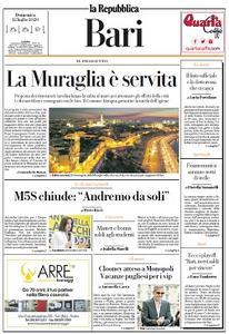 la Repubblica Bari - 12 Luglio 2020
