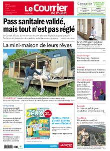 Le Courrier de l'Ouest Saumur – 20 juillet 2021